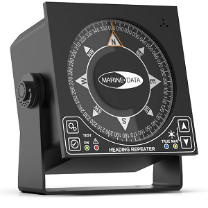 Compass and heading displays
